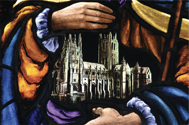 history of stained glass windows, History of Stained Glass Windows – A Primer